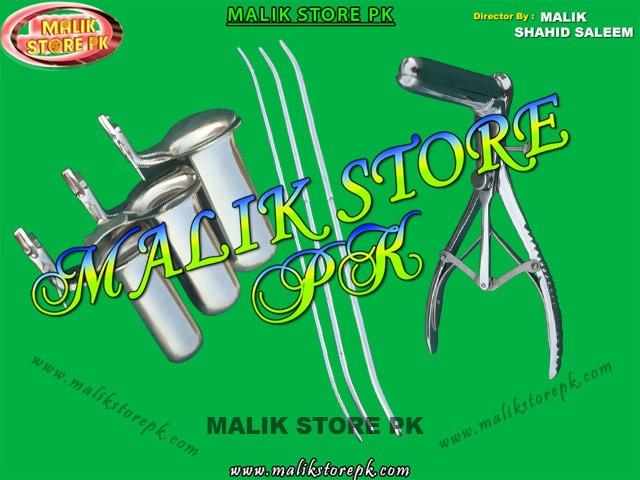 Partt Uterine Dilator Sounds13-15mm,17-19mm,21-23mm,Mathieu,Collin3